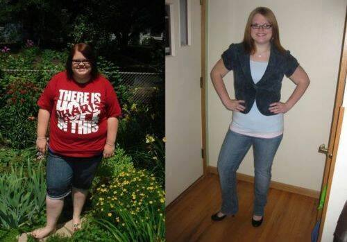 Increíbles transformaciones físicas 3 - Increíbles transformaciones físicas