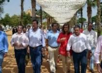 """cebe7a32f718abbc3fe317e430c8f4d8 - Rajoy, en el 'Rocío Chico': """"Somos personas con alma y eso es bonito"""""""