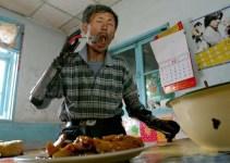 ed4ffd490c9f3d1937d952406e59f30a - Pescador chino se fabrica sus propias manos biónicas tras perder las suyas en una explosión