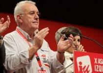 """d33547ddfc9abda50f6871bd03dc4943 - Cayo Lara afirma que IU busca """"encabezar la rebeldía"""" de los ayuntamientos para """"hacer frente a la asfixia económica"""" a la que les somete el Gobierno de Rajoy"""