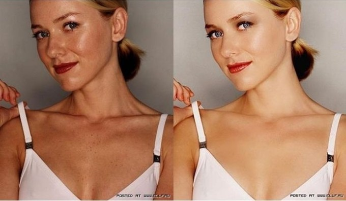 Naomi Watts photoshop MUJIMA20111104 0003 29 - Antes y después: famosas con y sin Photoshop