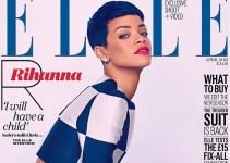 b0be84b54051e84fc3d315b463741fd7 - Rihanna explotó toda su sensualidad y belleza para la revista Elle Uk
