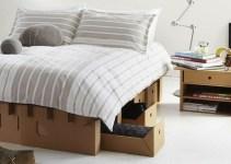 c7e9fc88e032a139ca139653980b6d32 - Decoración Eco Chic: Muebles hechos de cartón