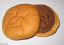 d81092e82de85f61bb4fbd21fa56a521 - Una hamburguesa de 14 años que no pierde la forma se conserva tal cual