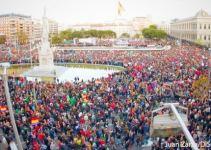 """4b2436dc73e463394d68351b16d2cf3f - 22M Mas de 2 millones de personas participan en las """"Marchas de la Dignidad"""" en Madrid"""