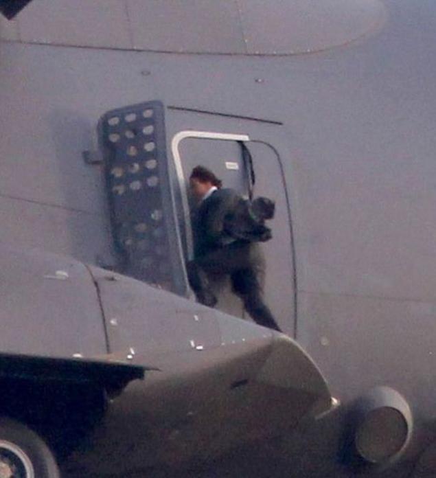 Tom Cruise y una de las escenas más peligroso de su carrera
