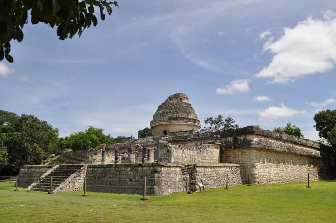Chichén Itzá 3 - Chichén Itzá conoce algunas curiosidades