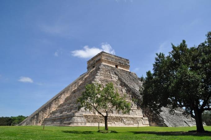 Chichén Itzá 6 - Chichén Itzá conoce algunas curiosidades