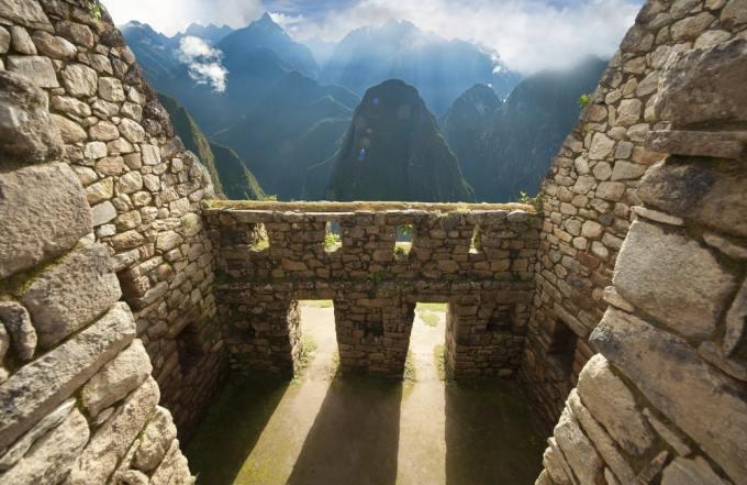 Machu Picchu 5 - Machu Picchu una de las Maravillas del Mundo