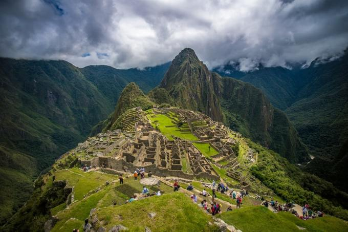 Machu Picchu 6 - Machu Picchu una de las Maravillas del Mundo