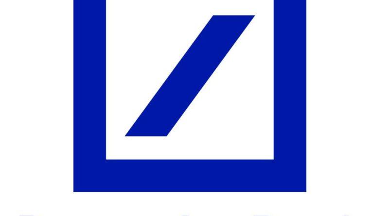Deutsche Bank informó que prevé un beneficio neto de 1.150 millones