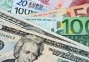 Euro-Dolar billetes