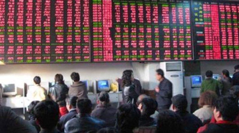 Las bolsas asiáticas continúan nerviosas y cierran con caídas