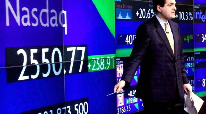 Wall Street cierra con un nuevo récord en el Nasdaq