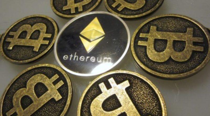 Monedas Ethereum bitcoin