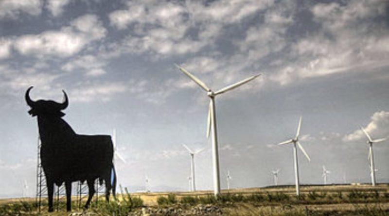 Aumentan los costes de producción de la Energía Eólica