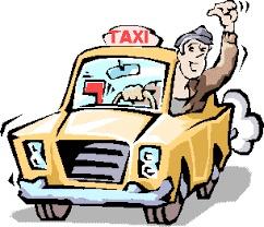 Algunos motivos para la guerra del Taxi