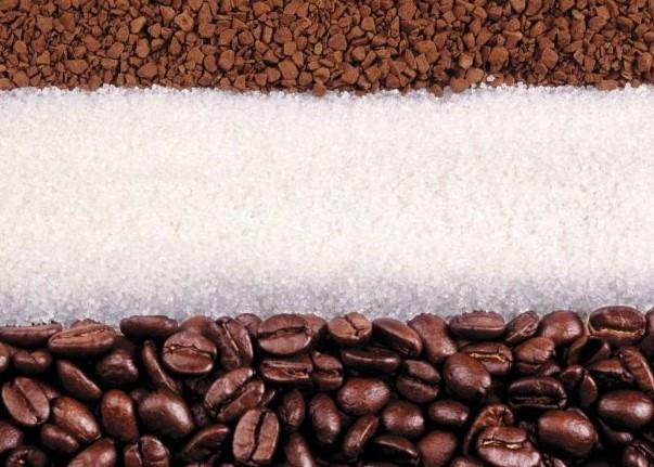 Bajan los futuros del Café, Azúcar y suben el Cacao