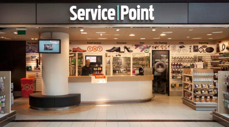 Service Point tienda