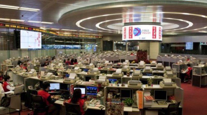 Las bolsas asiáticas cierran la semana con ganancias