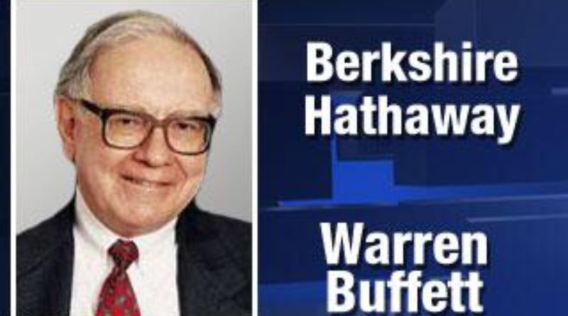 Warren Buffett impulsa Wall Street
