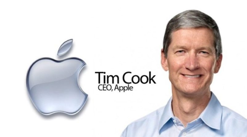 Tim Cook Ceo, Apple