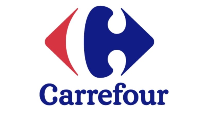 Carrefour, logo