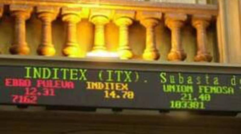Ni siquiera la ayuda de Inditex hace subir al Ibex 35