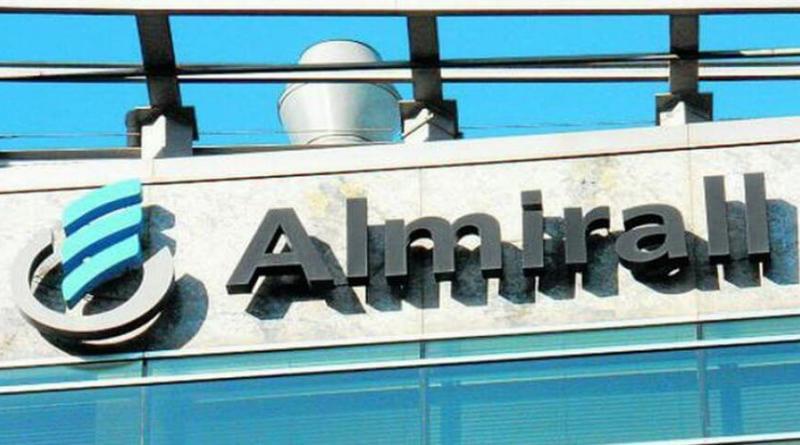 Almirall ha obtenido un beneficio neto de 52 millones de euros