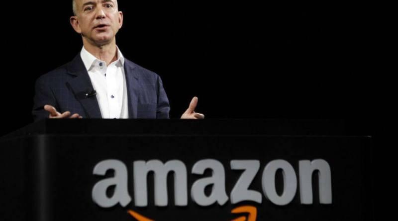 Amazon superó unas horas billón dólares