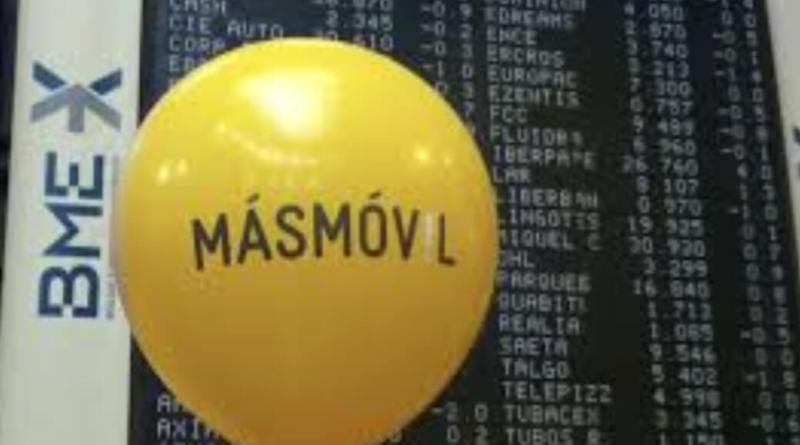 MasMovil, imparable en bolsa