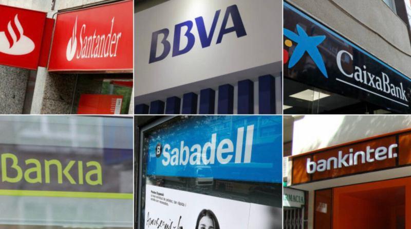 Los analistas rebajan los precios a la banca española
