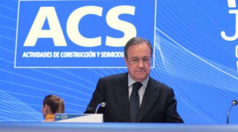 ACS logra un contrato en EE.UU por 3.000 millones