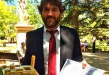 Aurelio Fernández-Velilla, director de la Banda Sinfónica de La Rioja