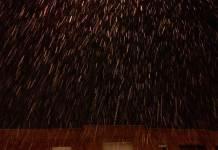 Nieva en Arnedo