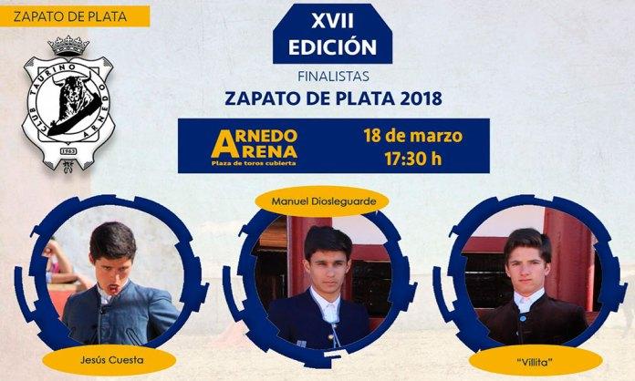 Club Taurino Arnedano - Finalistas XVII Zapato de Plata