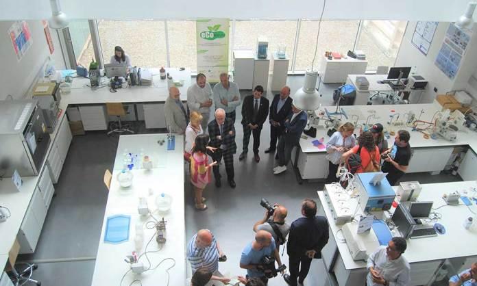 Visita institucional al CTCR en Arnedo