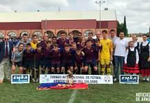 Teledeporte emite reportaje sobre el Torneo Internacional de Futbol Ciudad de Arnedo 2018