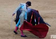 Novillero Juanito en el Arnedo Arena