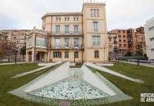 Parque del Palacio de La Baronesa de Arnedo (La Rioja)