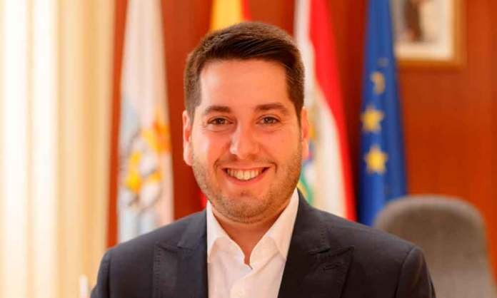Javier García Ibañez, candidato a la alcaldía de Arnedo por el PSOE