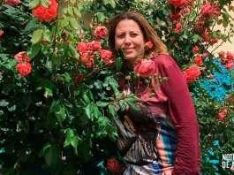 Claudia Torres Salazar, en una imagen cedida a Noticias de Arnedo por su familia