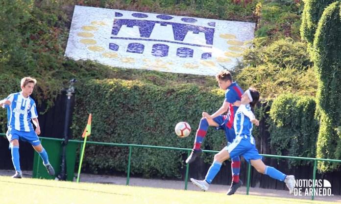 Imagen del Torneo de 2018 cedida por la Escuela de Fútbol de Arnedo. Autor: Orlando Martinez Pérez
