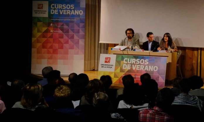 Inauguración Cursos de Verano UR en Arnedo 2019