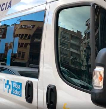 Ambulancia del Servicio Riojano de Salud (SERIS)