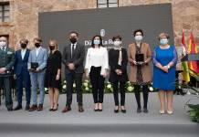 Acto Institucional del Día de La Rioja 2020 en San Millán