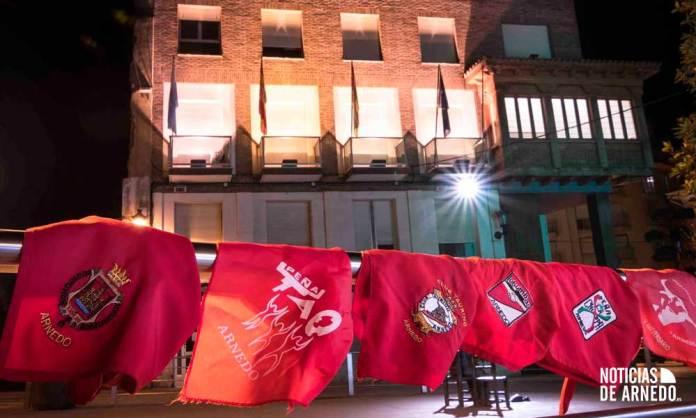 Pañuelos de fiestas de Arnedo - Imagen: Alfonso Yustes
