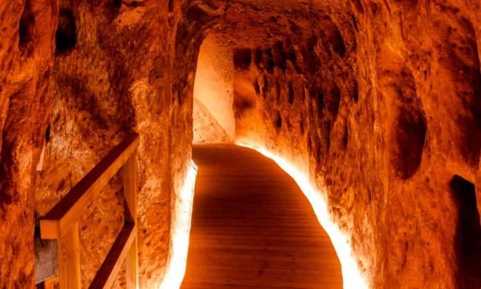 Segunda Fase de la Cueva de los Cien Pilares