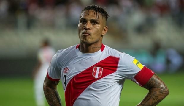 FIFA extendió suspensión provisional a Paolo Guerrero