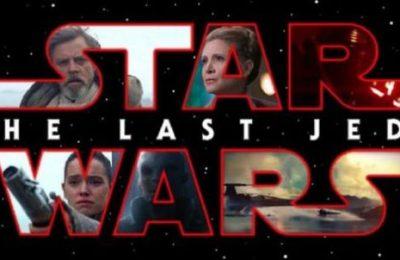 Star Wars VIII rumbo a convertirse en la película más taquillera de 2017